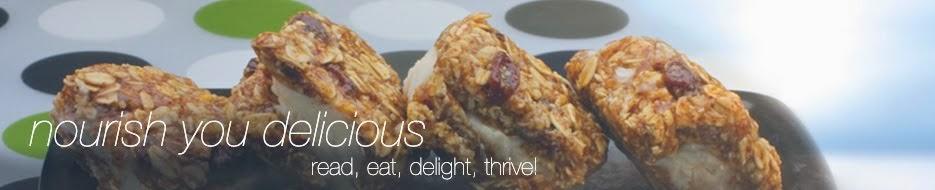 nourish you delicious