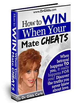 HOW TO WIN When Your Mate Cheats