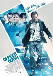 Download Officer Down (2013) - BluRay - 720p - 700MB