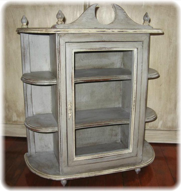 Paris Gray Kitchen Cabinets: