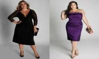 Moda para gordinhas e moda plus size
