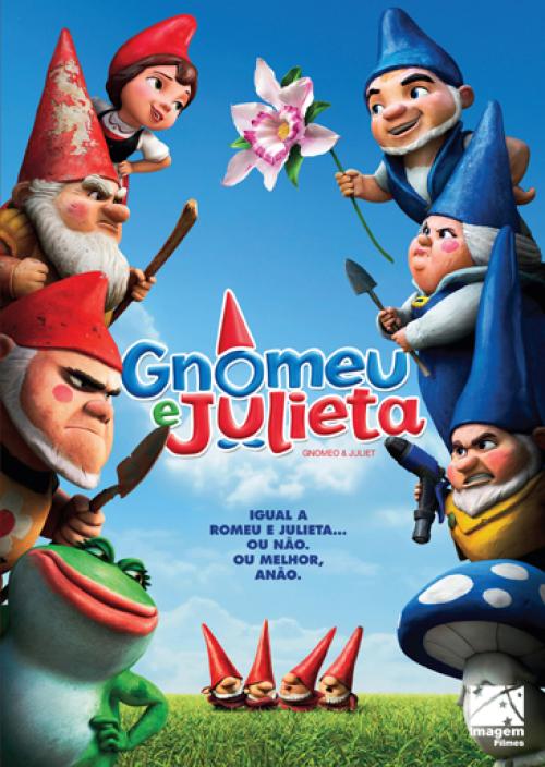jogo gnomo de jardim : jogo gnomo de jardim:Lista DVD PS2: Gnomeu e Julieta (Gnomeo and Juliet)