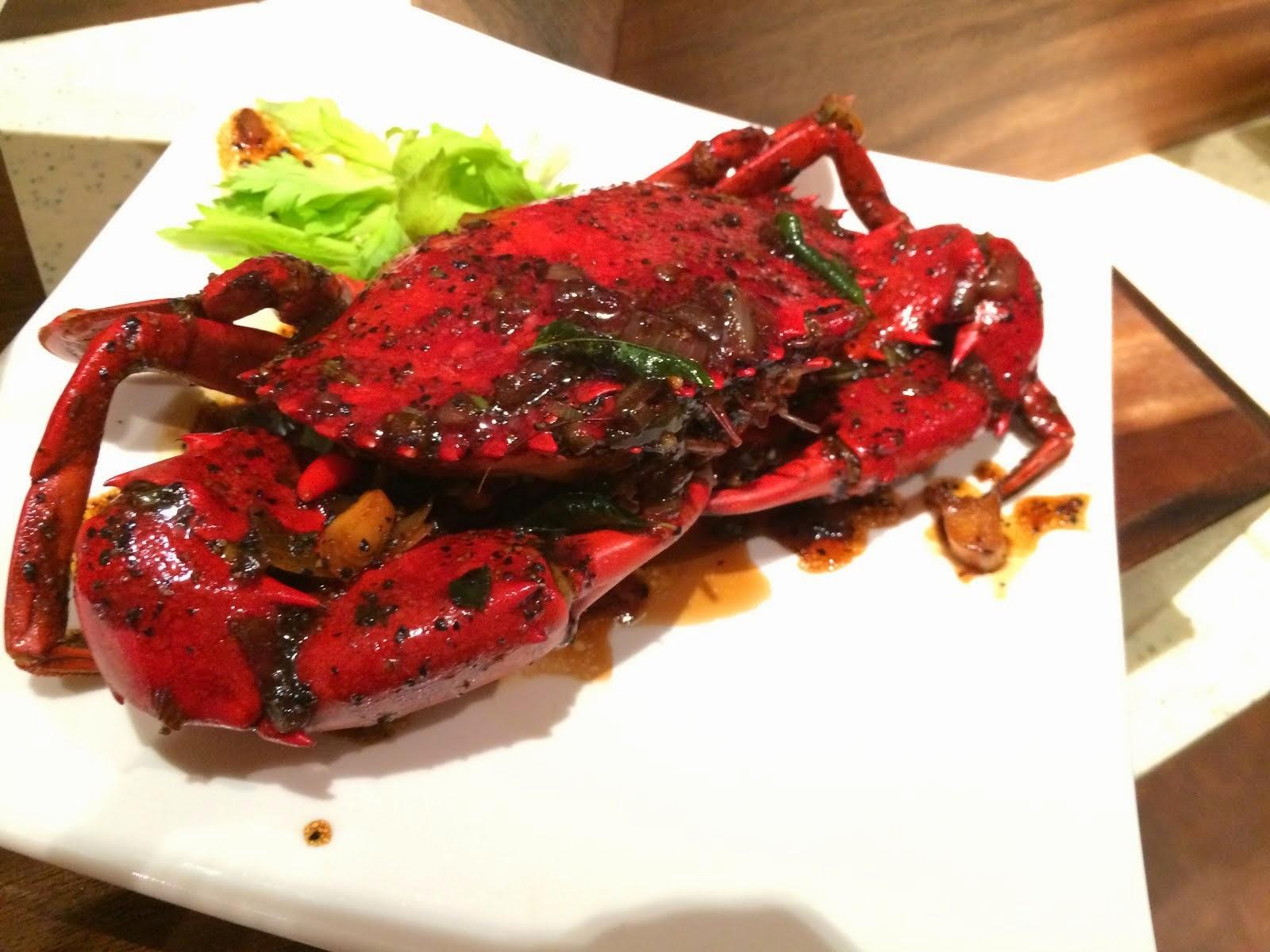Crab and XO sauce Crab  Xo Crabs
