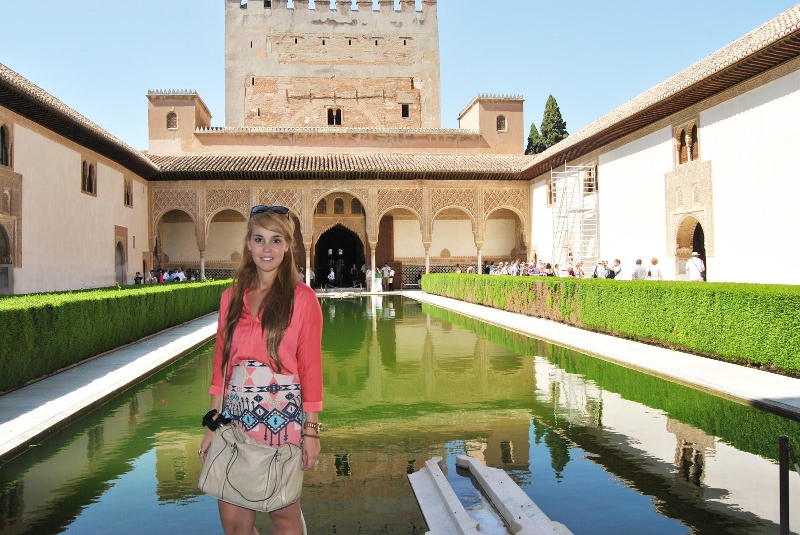 Granada snb by nery hdez fashion blog for Jardines nazaries