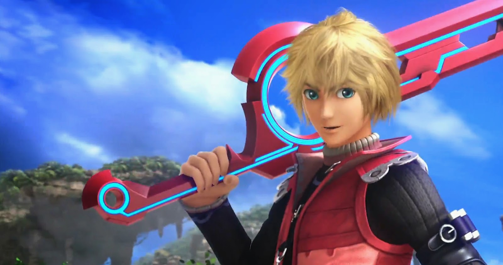 Reviews Views And Everything VG Shulk Revealed For SSB4
