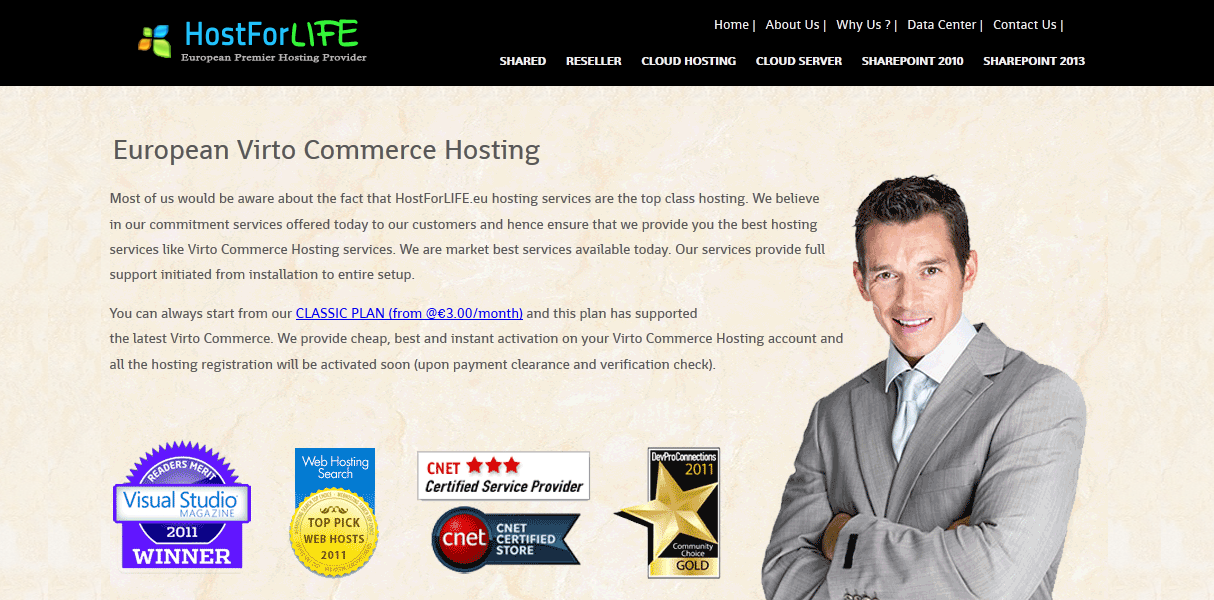 http://www.hostforlife.eu/Hosting-Virto-Commerce-in-Europe