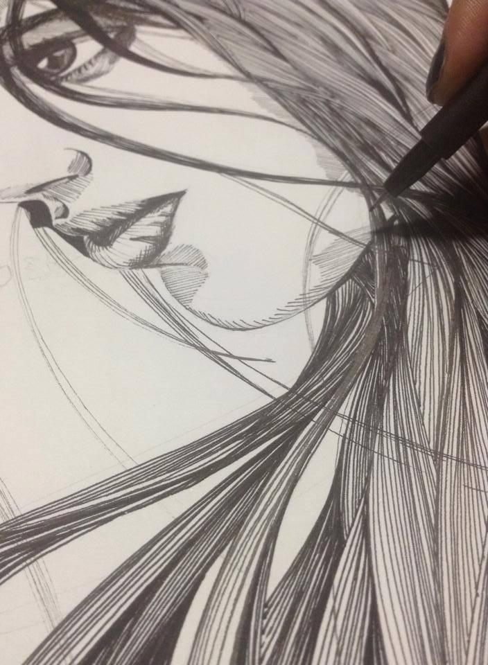 Mi nombre es Idalia Candelas y soy Ilustradora. Bienvenidos a esta historia contada con imagenes.