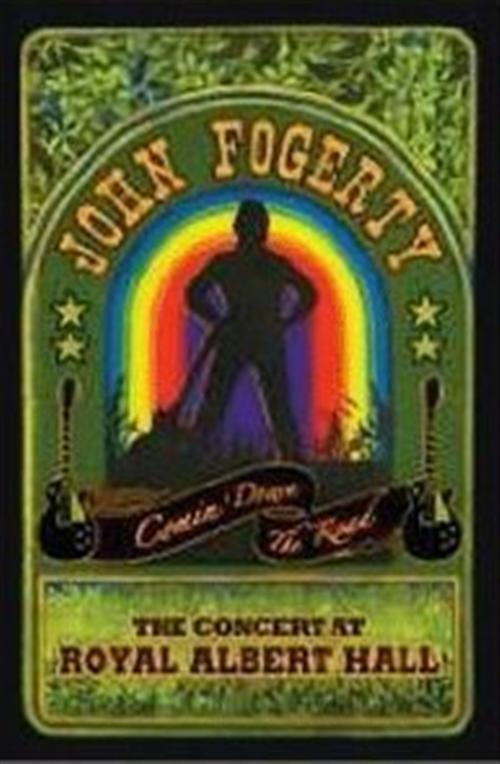Ccr john fogerty tom fogerty fan club dvd video for Door 12 royal albert hall