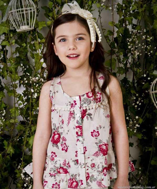 anavana moda niñas verano 2014