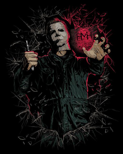 Fright rags halloween t-shirt