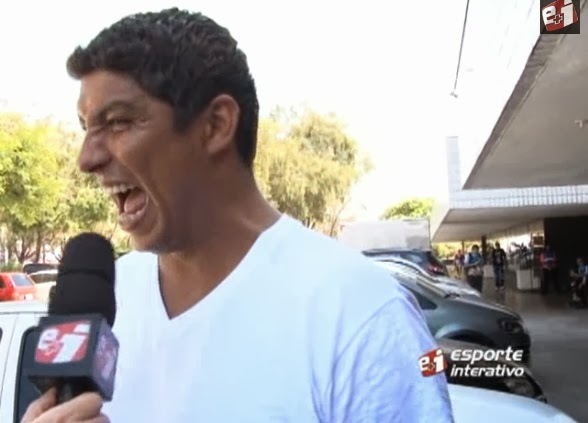 Mário Jardel todo queimado do cérebro faz declarações hilariantes sobre Cristiano Ronaldo