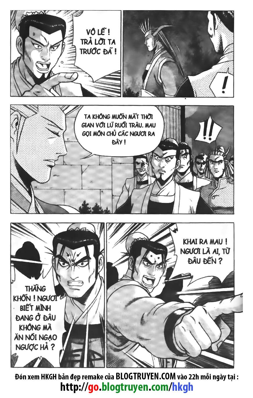 Hiệp Khách Giang Hồ chap 197 Trang 19 - Mangak.info