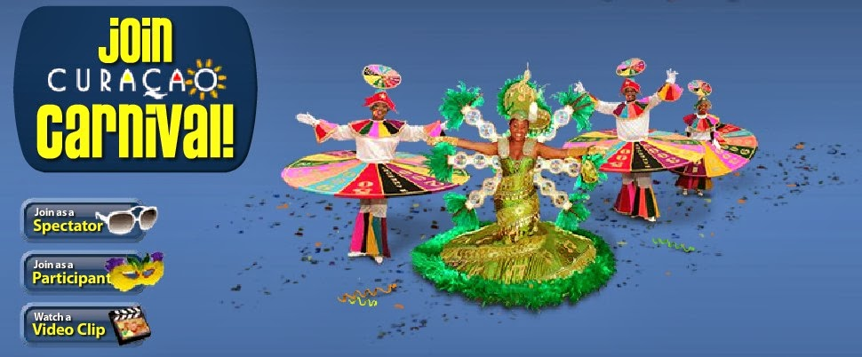 Curacao Carnival 2014 - official website