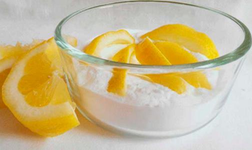 Les vertus du vinaigre du bicarbonate de soude et du citron avec natur sant natur 39 sant - Citron et bicarbonate ...