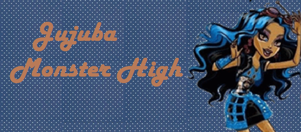 Jujuba - Monster High