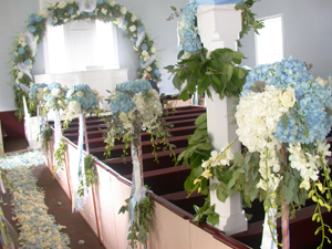Wedding Decorations Ideas For Church