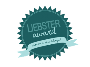 New Blogger Liebster Award