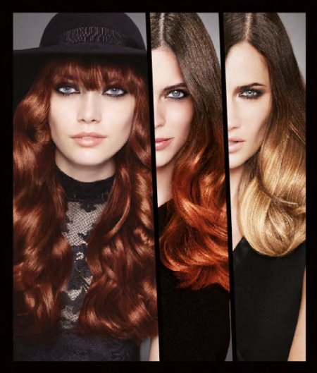 little miss cosmo hair colour trends for fallwinter 2013