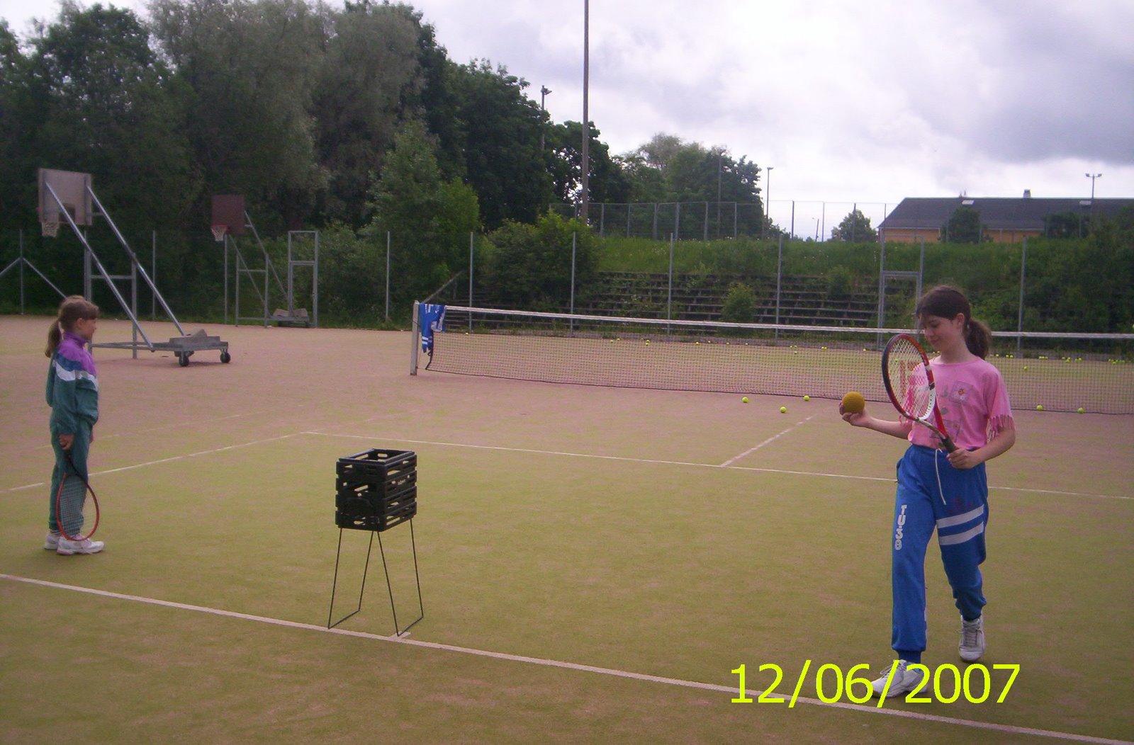 Tennis ylöjärvi