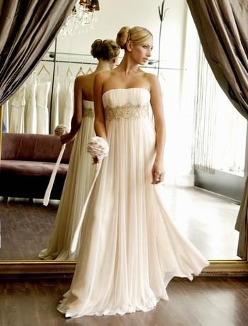 Russian bride s revealing wedding dress is web sensation