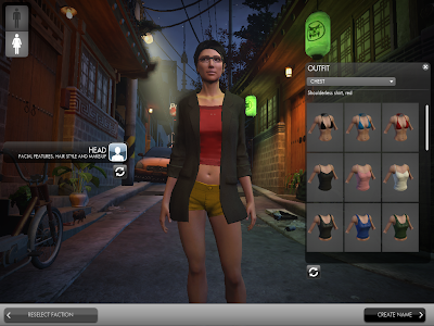 The Secret World - Outfit Chest