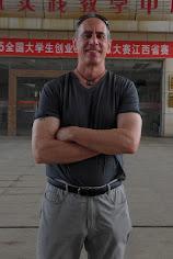 Mr. Lopate, Jiangxi University, China, 2015