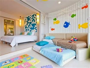 The Sands, Khao Lak, Family room