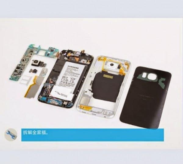 4.Samsung Galaxy S6