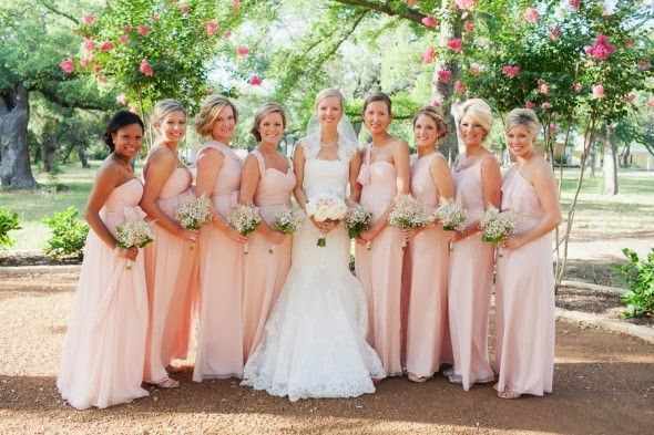 For a destination wedding  pink bridesmaid dresses are become more and more  popular and fashionable  especially for a pink themed destination wedding WhiteAzalea Destination Dresses  Pink Bridesmaid Dresses for  . Destination Wedding Bridesmaids Dresses. Home Design Ideas