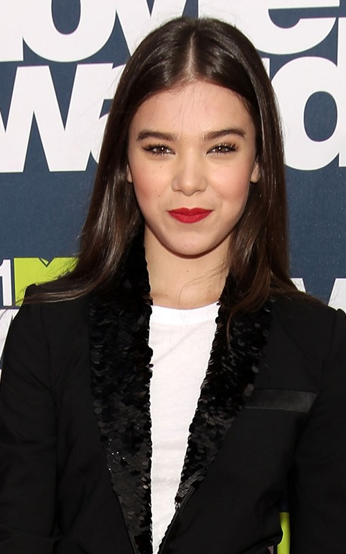 You were Fake pics haile steinfeld agree, the