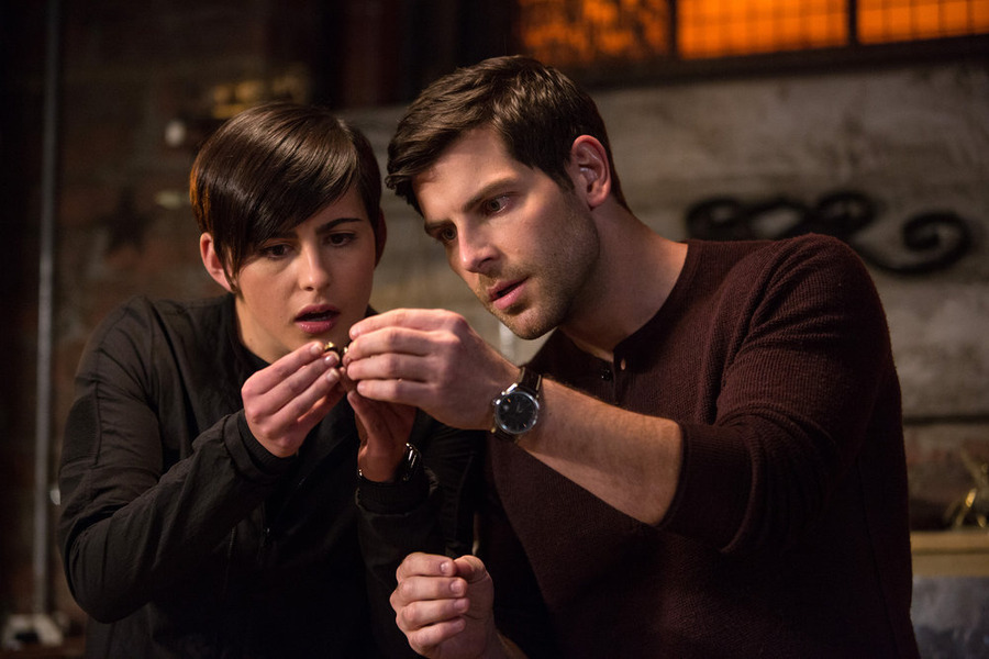 Grimm - Episode 5.10 - Map of the Seven Knights - Promotional Photos