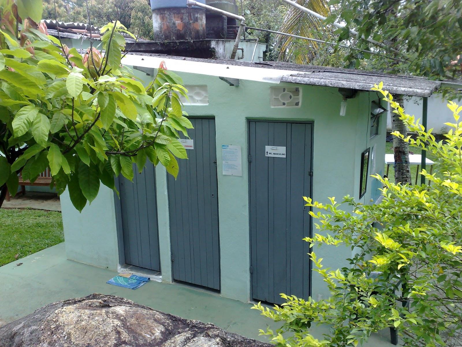 Borboleta Azul: Ilhabela Camping do Veloso #849437 1600x1200 Banheiro Azul Banda
