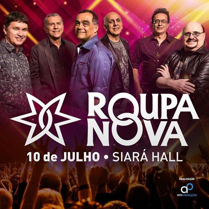 Show] Roupa Nova