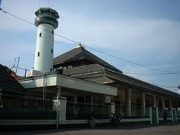 Masjid Agung, Sunan Ampel, Surabaya, Jawa Timur