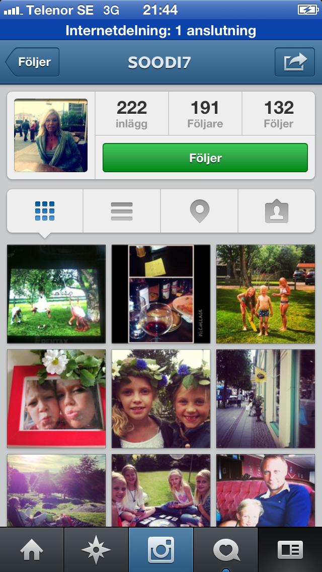 instagram skapa konto