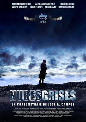 Nubes grises cortometraje José A. Campos