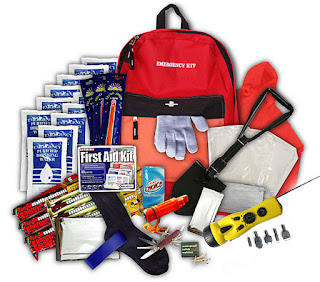 Creating Your Emergency Supply Kit