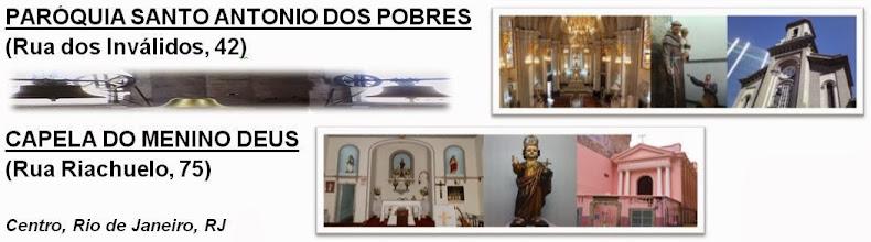 Capela do Menino Deus e Paróquia Santo Antônio dos Pobres