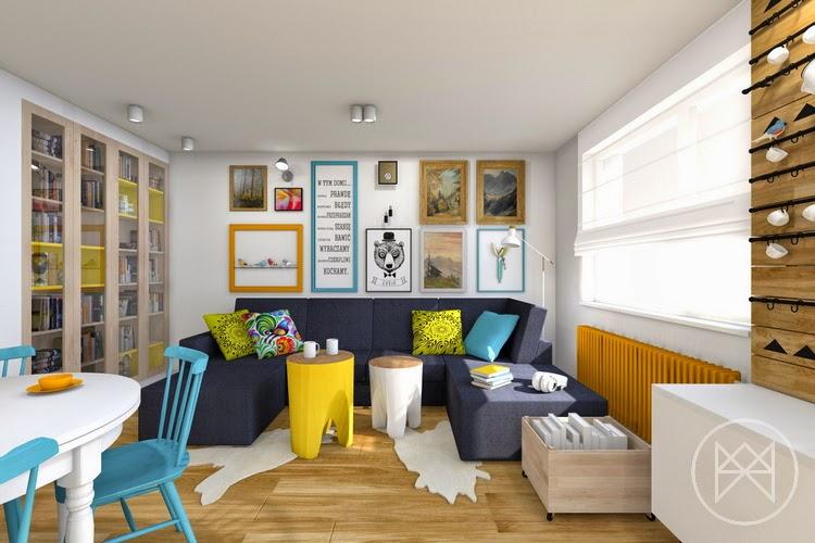 decoração de sala, blog achados de decoração