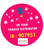 Im your Shaklee Distributor!!!