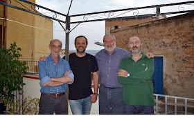 Accursio Soldano, Dario Olivero, Enzo D'Antona, Giovanni Franco