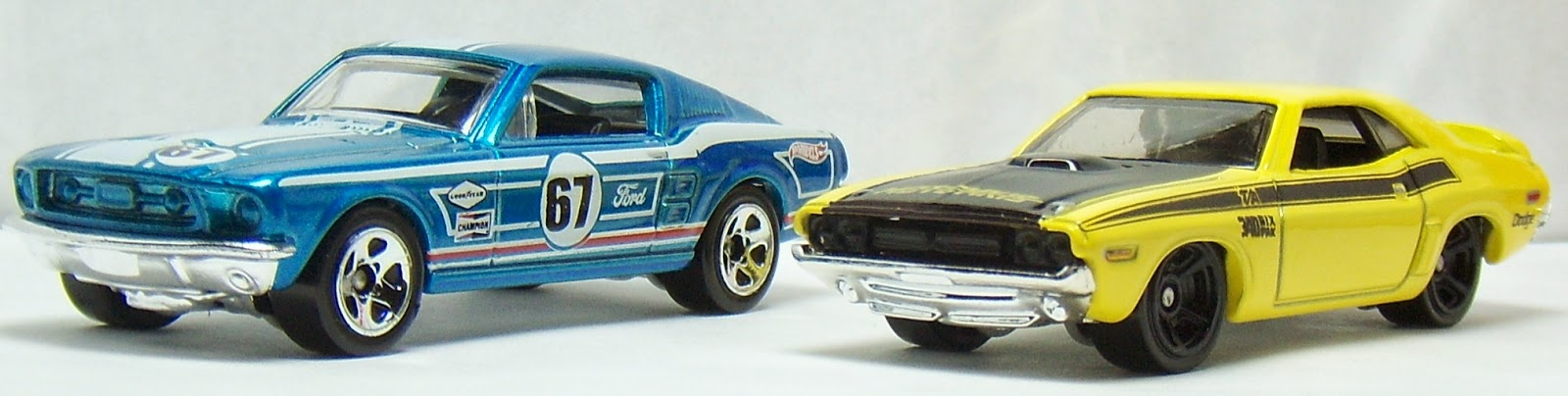 two lane desktop quick look hot wheels 1971 dodge. Black Bedroom Furniture Sets. Home Design Ideas
