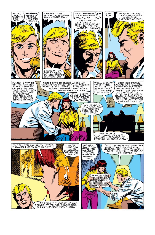 Captain America (1968) Issue #309 #237 - English 6