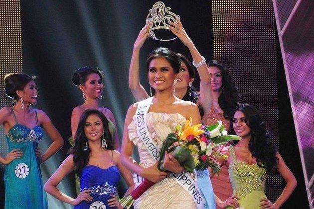 Janine Tugonon Miss Universe 2012