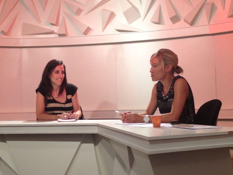 Entrevistando a Luján Argüelles