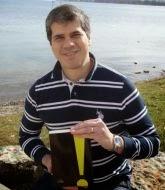 Escritor Rubem Cabral