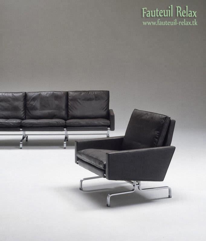 Fauteuil pk31 moderne et tr s relaxant fauteuil relax - Fauteuil relax moderne ...