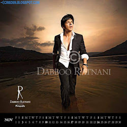 Shahrukh Khan on Dabboo Ratnani 2013 Calendar Hot Celebrities Photoshoot Stills