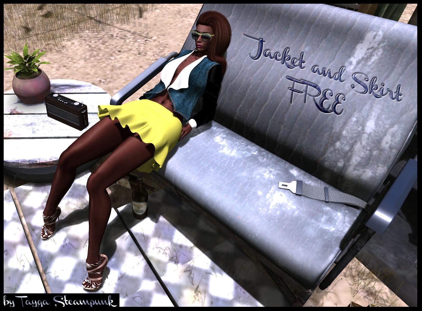 TS#17 Post Fashion FREE