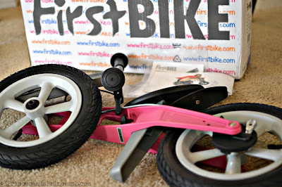 FirstBIKE Set up